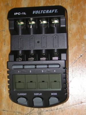 Nabíjačka IPC-1L