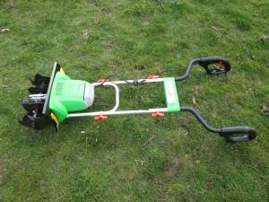 Záhradný kultivátor FGH 750 A1