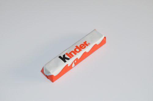 čokoládová tyčinka Kinder Ferrero